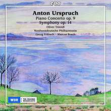 Urspruch A.:sinf.op.14 - Piano Concerto