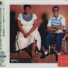 ELLA FITZGERALD: Ella and Louis