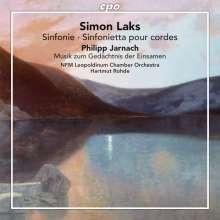 LAKS S.:Sinfonie - Sinfonietta poue cordes