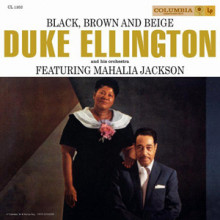DUKE ELLINGTON: Black - Brown and Beige