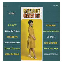 PATSY CLINE: Greatest Hits