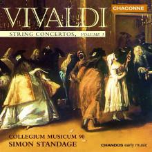 VIVALDI: Concerti per archi Vol.3