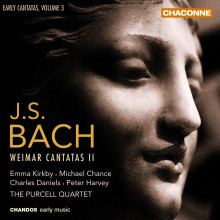 BACH: Cantate Vol.3