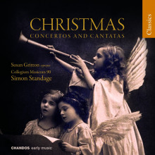 AA.VV.:Concertos & cantats for christmas