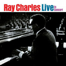 RAY CHARLES:  Live in Concert