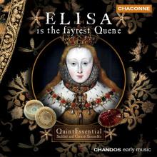 AA.VV.: Musica al tempo di Elisabetta I