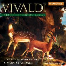 VIVALDI: Concerti per archi Vol.2