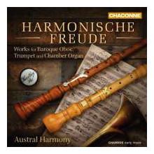 HARMONISCHE FREUDE: Bach e contemporanei