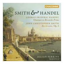 HANDEL & SMITH: Opere per clavicembalo