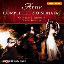 Arne: Integrale Delle Trio Sonate