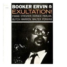 BOOKER ERVIN: Exultation