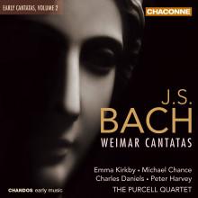 BACH: Cantate Vol.2