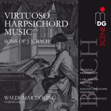 Bach Sons: Virtuoso Harpsichord Concerto