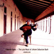 BACH: Musica per liuto Vol.1
