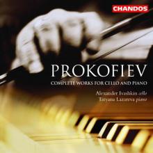 PROKOFIEV: Opere per violoncello e piano