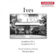 IVES: Sinfonie NN. 1 & 2