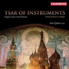 AA.VV.: Musica russa per organo