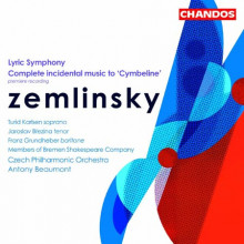 ZEMLINSKY: Lyric Symphony On Tagore