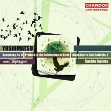Yoshimatsu: Sinfonia N.5: Atom Hearts Cl
