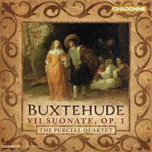 BUXTEHUDE: Trio Sonate Op.1