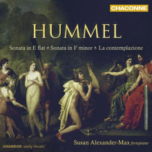 HUMMEL:Sonate per fortepiano Opp.13 & 20
