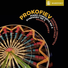 PROKOFIEV: Piano Concerto N.3 & Sinf.N.5
