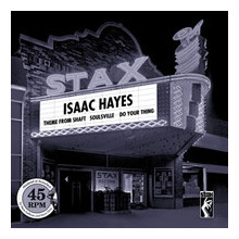 Hayes I.: Theme From Shaft