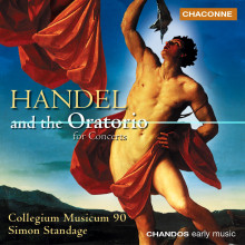 Handel: Handel And The Oratorio: For Con