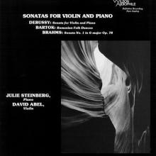 Debussy - Brahms - Bartok: Sonate