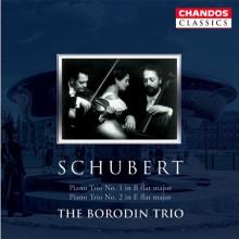 SCHUBERT: Piano trios nos 1 & 2