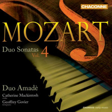 Mozart: Sonate A Due Kv 377 - 379 - 403 - 481