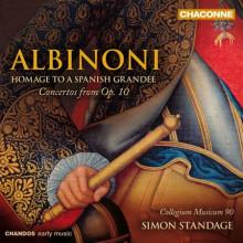 ALBINONI: Concerti Op.10