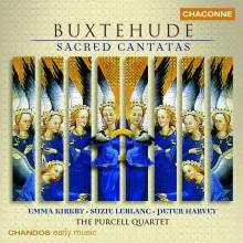 BUXTEHUDE: Cantate Sacre Vol.1