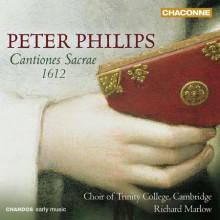 PHILIPS P.:Cantiones Sacrae 1612