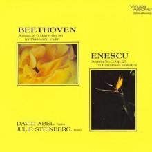 Beethoven - Enescu: Sonate