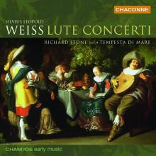 WEISS: Concerti per liuto