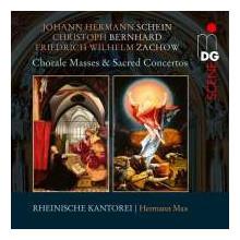 Schein - Fischer - Zachow: Musica Sacra