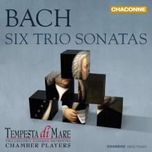 BACH: Six Trio Sonatas - BWV 525 - 530