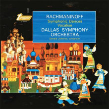 RACHMANINOV: Symphonic Dances & Vocalise