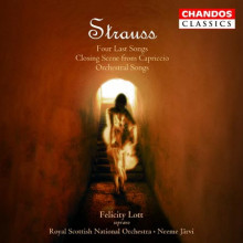 Strauss: 4 Last Songs - Orchestral Songs