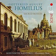 Homilius G.a.: Mottetti Sacri