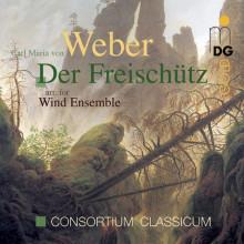 WEBER: Der Freischutz (Wind Music)