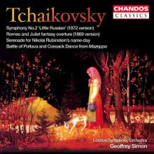 CIAIKOVSKY: Sinfonia N.2