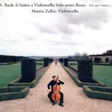 BACH: Suites per Violoncello Solo NN.1 - 3