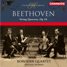 BEETHOVEN: Quartetti per archi - Op.18