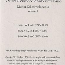 J.S.BACH: 6 Suites a violoncello solo - 1