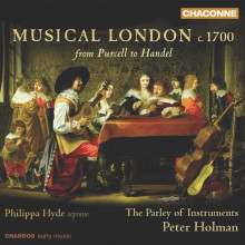 AA.VV.: Musical London c.1700