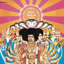 JIMI HENDRIX: Axis: Bold as Love - mono