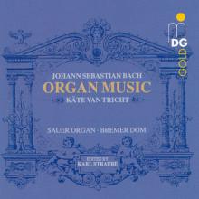 BACH:  Organ Works (Straube - Ed.)