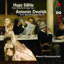 STAHLE - DVORAK: Quartetti con piano